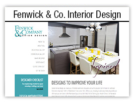 Fenwick Design website