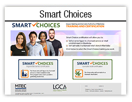 Smart Choices website
