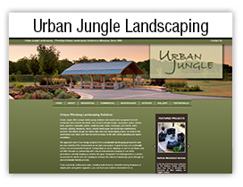 Urban Jungle website
