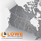 LOWE Mechanical Services Locations