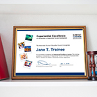 Manitoba Tourism Education Council Annual - Certificate