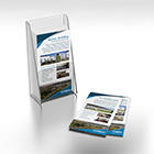 Southport Airport and Commercial Properties Rack Cards