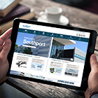 Southport Airport and Commercial Properties Website
